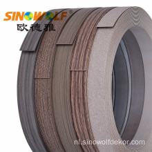 PVC Super Matt Series Edge Banding-serie